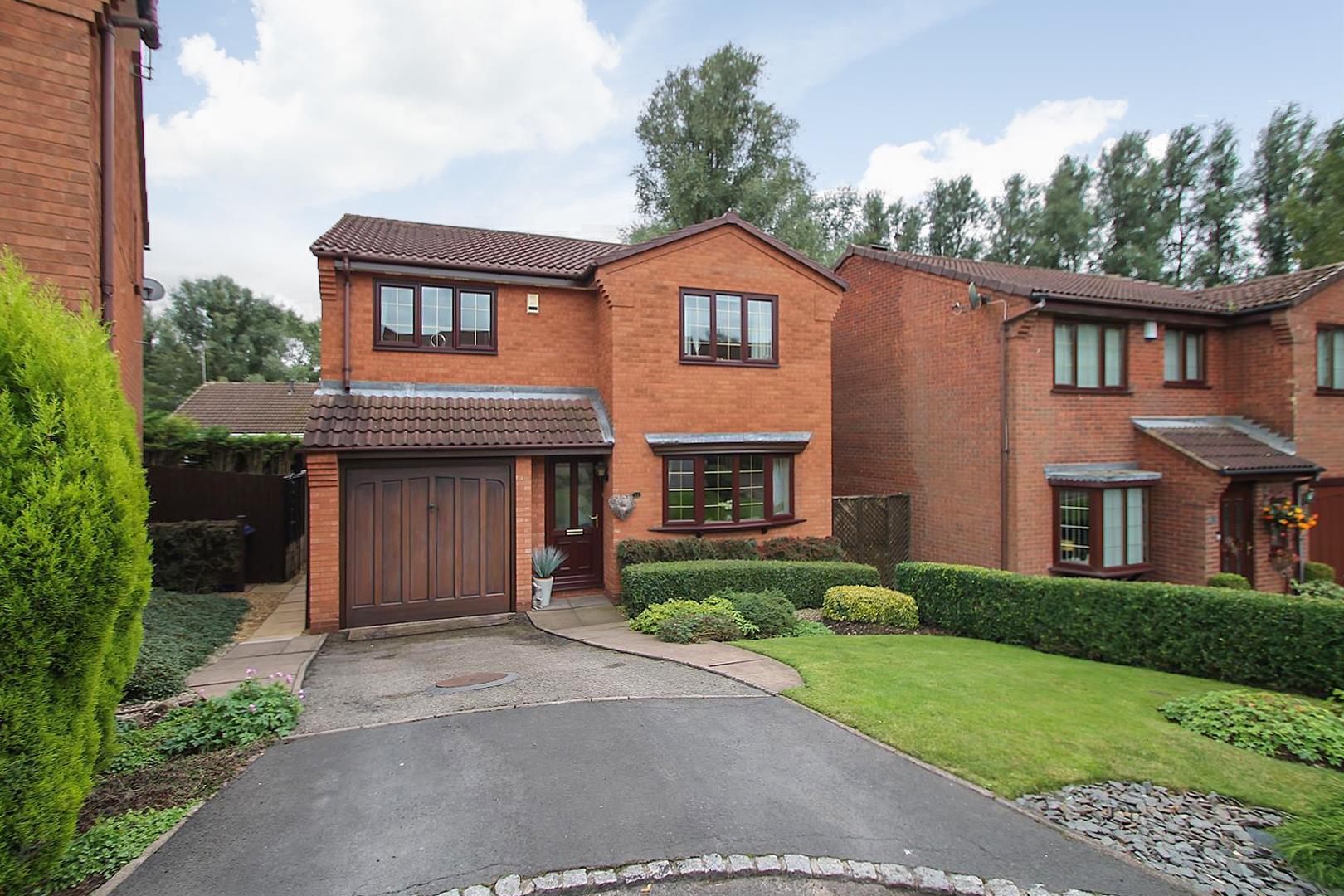 Stone Pine Close, Hednesford, Cannock